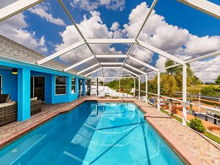 Villa Candy - Gulf Access, Outdoor Kitchen, Pets allowed