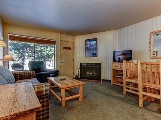 NEW LISTING! Dog-friendly ski-in/ski-out condo w/ shared hot tub & sauna