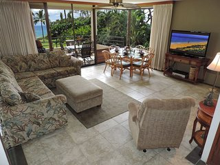 Beachfront, Polo Beach Wailea/Makena #209 - Accommodates 1-6, Free WiFi