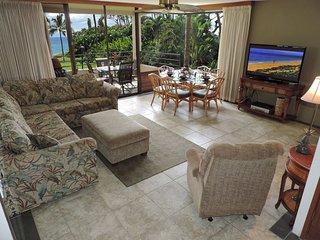 Beachfront, Polo Beach Wailea/Makena #209 - Accommodates 1-6, Free WiFi