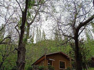 Cabana Los Nogales en Cajon del Maipo