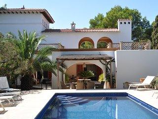 Fantástica Villa Mediterránea en Cala Ferrera