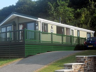 White Cross, Newquay, Cornwall, White Acres, TR8 4LW. Lodge 283