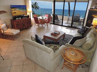 Prime Beachfront, Polo Beach Wailea/Makena #204 - Accommodates 1-6, Free Wifi