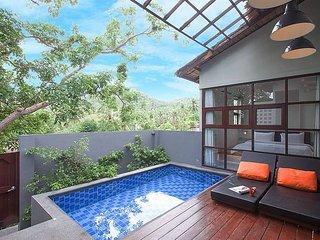 Koh Samui Holiday Villa 8757