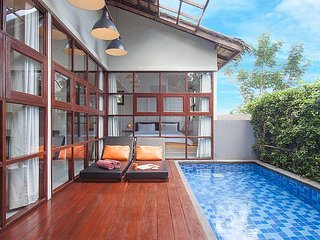 Koh Samui Holiday Villa 8755