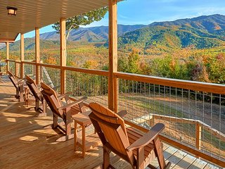 Brand New - Amazing views from your outdoor Living Room