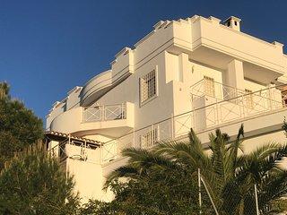 Villa moderne avec vue panoramique sur Malaga