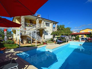 1 bedroom Apartment in Valbandon, Istria, Croatia : ref 5560881