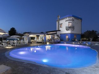 6 bedroom Villa in Masseria Nuova II, Apulia, Italy : ref 5689334