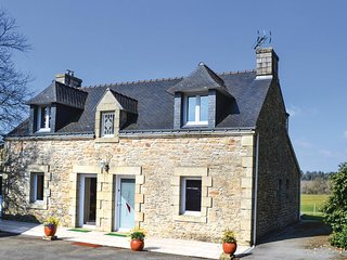 3 bedroom Villa in Bonigeard, Brittany, France : ref 5538967