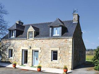 3 bedroom Villa in Bonigeard, Brittany, France : ref 5538967