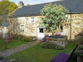 2 bedroom Villa in Saint-Nic, Brittany, France : ref 5537801