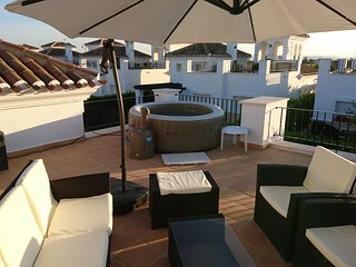 Beautifully furnished 2 bedroom villa on La Torre Golf Resort