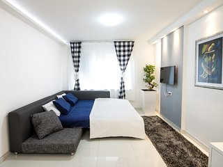 Apartment in heart of Zagreb with free parking