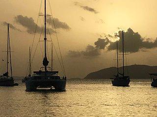 440 Lagoon Catamaran 'BlackSheep Charters'