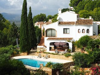 Villa Sol y Luna, wonderful views and tranquility