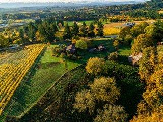 Spectactular Open Floor Plan Villa Atop Worden Hill With Panoramic Views Surroun