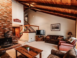 On Loon Mtn 5 Bed 3,000 Sq Ft Home- Walk to Lift!  11 Beds/ New Premier Listing!