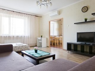 Hello! Apartment for 12 persons. Spacious and Cosy. Close to downtown