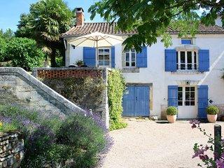 La Verte Cottage 'Le Trincou'.