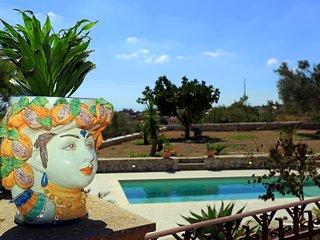 Appartamento in Villa con piscina (primo piano)
