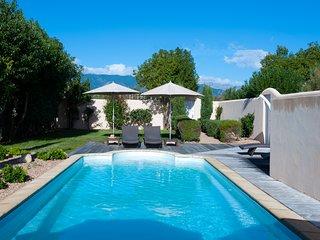 Villa Rossa 1, 4* climatisee 3 chambres au calme plage a pied piscine chauffee