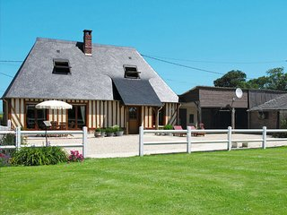 3 bedroom Villa in Angerville-la-Martel, Normandy, France : ref 5650104