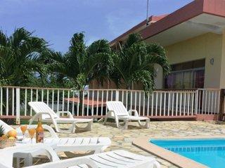 Studio 'Exotic' dans Résidence avec piscine
