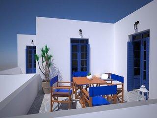 Aria Kimolos Residence