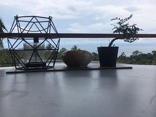 Chambre double, 'RUBIS'vue mer, piscine Koh Samui