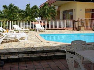 Studio 'Galet' dans Résidence avec piscine