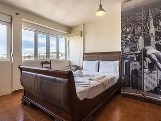 Stunning Studio for 2 with Amazing Acropolis View