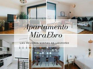 Apartamento Miraebro - las mejores vistas de Logrono