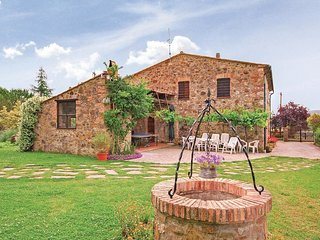 2 bedroom Villa in Massa Marittima, Tuscany, Italy : ref 5523531