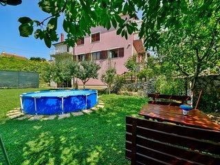 3 bedroom Apartment in Pobri, Primorsko-Goranska Županija, Croatia : ref 5559678