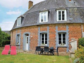 3 bedroom Villa in Gouy-Saint-Andre, Hauts-de-France, France : ref 5539335