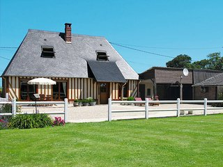 3 bedroom Villa in Angerville-la-Martel, Normandy, France : ref 5441909