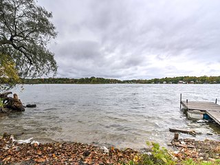 NEW! Brighton Cabin w/Island Lake & Trail Access!