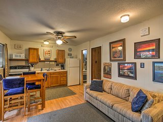 NEW-Cozy Condo w/Deck & Dock on Lake of the Ozarks