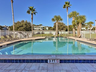 NEW-St Augustine Condo w/Pool Key, 6 Mins to Beach