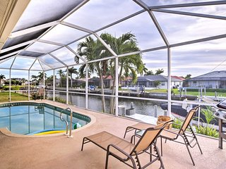 NEW! Marco Island Smart House w/Dock-2 Mi to Beach