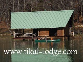 TIKAL NATURE Lodge sur l'eau