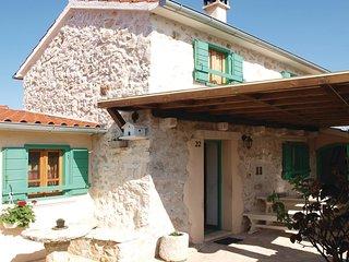 1 bedroom Villa in Crnica, Sibensko-Kninska Zupanija, Croatia : ref 5526754