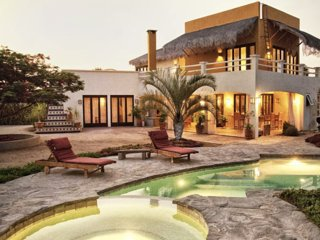 Luxury Villa in Todos Santos