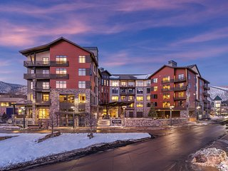 Beaver Creek, CO: 2 Bedroom Presidential w/Ski Storage & Lockers, Hot Tub & More