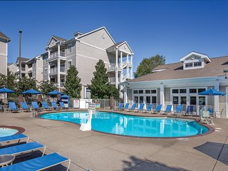 1BR Suite with Resort Pool, FREE WIFI, Near Attractions