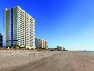 Myrtle Beach, SC: 2 Bedroom Deluxe Boulevard View: Lazy River, Beach & More!