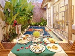 Honeymoon package 3 nights in Canggu area