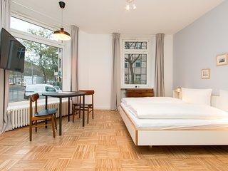 primeflats - Studio Apartment Reinickendorf Aroser Allee